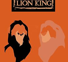 Lion King by Will Talamaivao