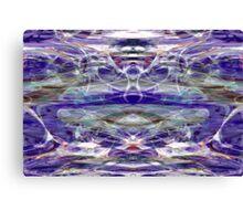 Symetrical Chaos Canvas Print