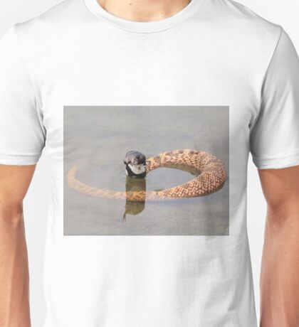 Shield Nose Snake - Dangerous Beauty Unisex T-Shirt