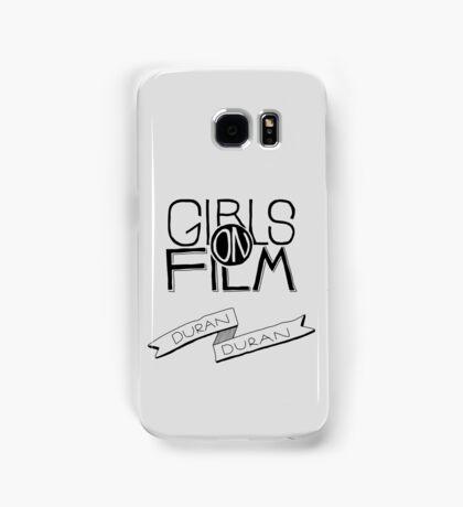 """Girls on Film"" Samsung Galaxy Case/Skin"