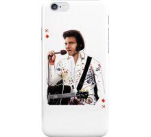 King Presley iPhone Case/Skin