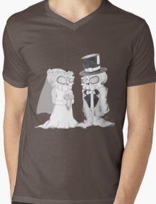 I Do Mens V-Neck T-Shirt