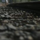 Train Tracks  by Erin  Herlihy