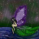 Faerie - Amarante by Rebecca Madden