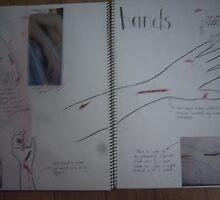 studio art folio pg 2 by papercutgirl