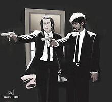 Vincent & Jules by Nornberg77
