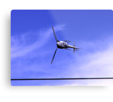 can helicopters really do this Metal Print