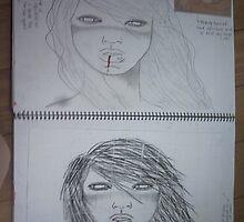 studio art folio pg 16 by papercutgirl