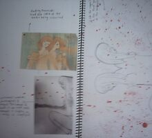studio art folio pg 17 by papercutgirl