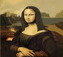 Mona Lisa by Nornberg77