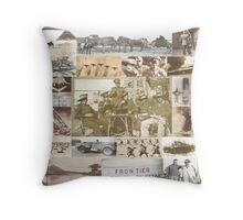A Digger's Palestine Throw Pillow