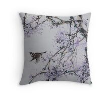 Spring v2 Throw Pillow