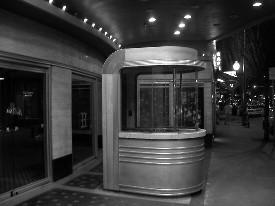 Ticket Booth; Glitz by DeeprBlue