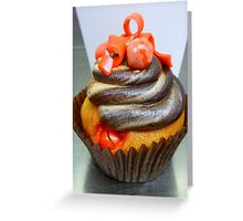 Jaffa Cupcake - By Haydene NZ Greeting Card