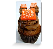 Cup Cakes New Zealand Calendar - By Haydene Greeting Card