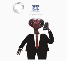 E.T Phone home Kids Tee