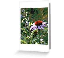 Early Bloom Greeting Card