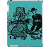 Two Timing Willie iPad Case/Skin