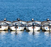 All in a row, or two by Ralph Goldsmith