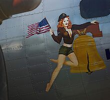 Liberty Belle Hottie  by Andy Mueller