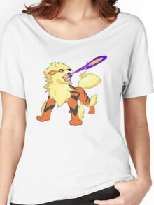 Arcanine Dragon Rage Women's Relaxed Fit T-Shirt