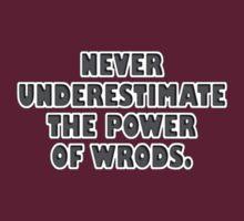 WORD POWER ... 2 by BYRON