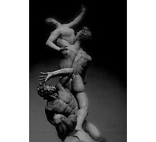 SABINE WOMAN Photographic Print