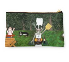 Corky the Grillman Studio Pouch