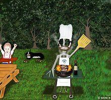 Corky the Grillman by Nornberg77