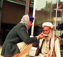 The good Samaritan by jensNP