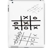 Tic Tac Toe iPad Case/Skin