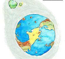 Arcaron planet by Arcaron Merchandising