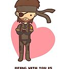 Big Boss Valentine by Steph Hodges