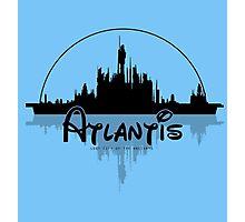 Atlantis  Photographic Print