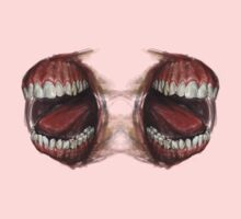 Double mouth tee T-Shirt