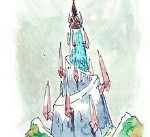 Arcaron: Byblos tower (o la torre del follonaken) by Arcaron Merchandising