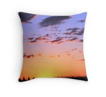 ~~Solemness Sunrise~~ part1 Throw Pillow
