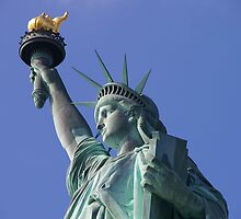 Statue of Liberty by SCPhotos