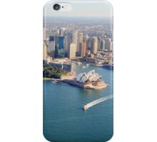 Sydney Opera House from Air iPhone Case/Skin