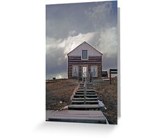 Welcome To Loneliness Greeting Card