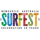SURFEST 30 YEAR LOGO  by RedMonkey Photography