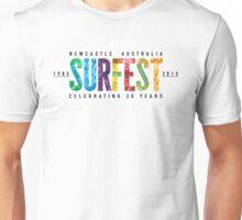 SURFEST 30 YEAR LOGO  Unisex T-Shirt