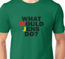 What would Jens do? Unisex T-Shirt
