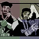 "ERIC B. & RAKIM ""PAID IN FULL"" COVER by S DOT SLAUGHTER"