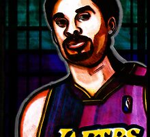 KOBE IN LIMBO by S DOT SLAUGHTER