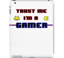 Believe in Gamers iPad Case/Skin