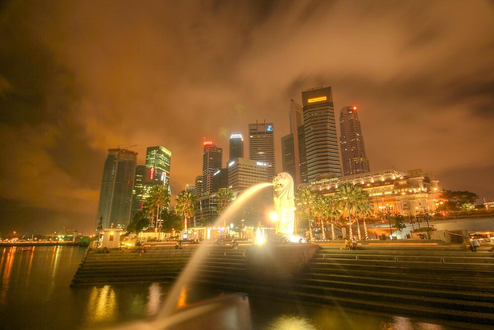 Singapore City by Keegan Wong