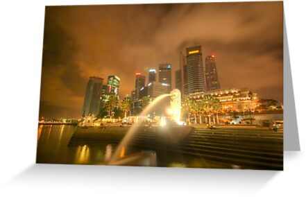 Singapore City by Keegan Wong