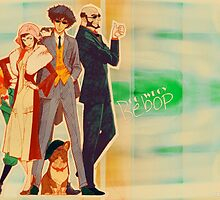Cowboy bebop by Nadia-Lamp