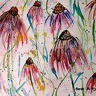 Flower Festival by Marita McVeigh